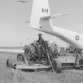 1967 - Theo Boers maintaining CFB Trenton